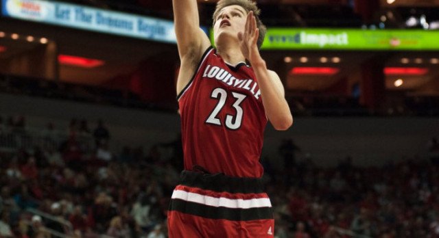North Oldham alum David Levitch has worked to find a niche role in his final year at Louisville.
