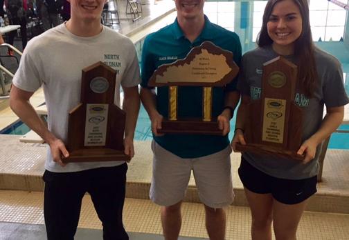 Swim Teams Win Regional Title