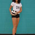 2017 JV Volleyball Team