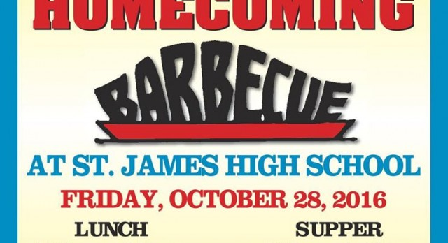 Homecoming Barbecue