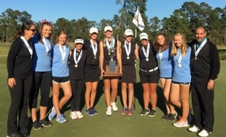 State Champions  Girls Golf