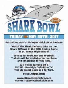 Shark Bowl Flyer 2017