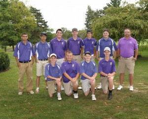 JV Golf Team