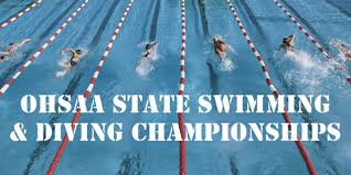 OHSAA State Swimming