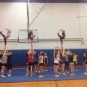 FMHS Co-ed cheerleading 2013-14