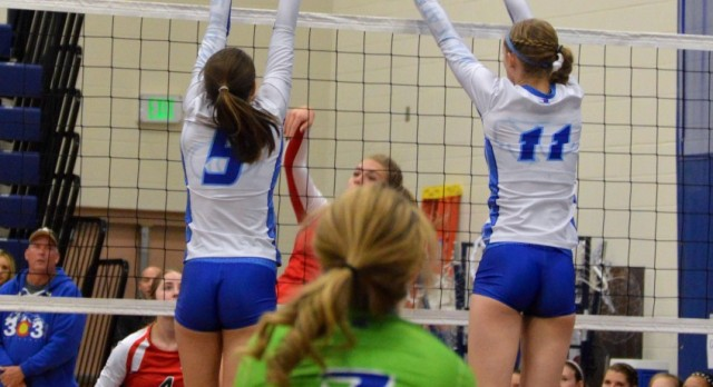 Volleyball Tryouts Begin August 15