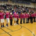 Basketball Pink Night