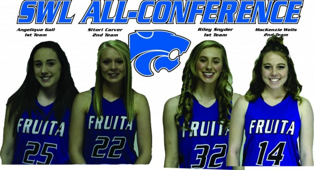 Cats Land Four on SWL All-Conference Team