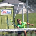 Girls Varsity Tennis vs. Mounds Park Academy scrimmage – Aug. 17, 2016