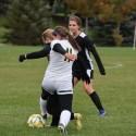 Girls Varsity Soccer vs PACT 10.7.16