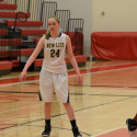 GIRLS JV BASKETBALL VS ST. AGNES 2.13.17