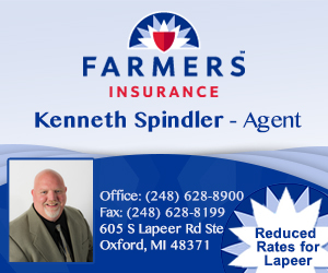 Farmers Insurance Ken Splindler - Gold A Lapeer