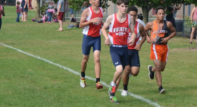 Cross Country Competes At Falcon Invite