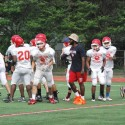 JV Football 4-Way Scrimmage