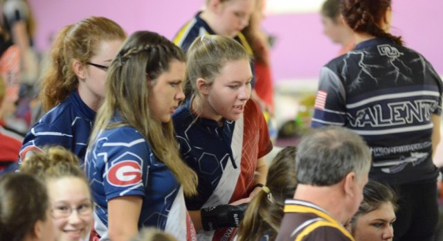 Scenes From The Bowling State Finals