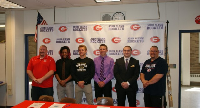 Athletic College Commitment Signings