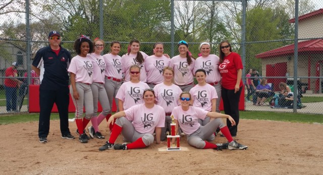 Rockets Capture Bat Away Breast Cancer Tourney Championship