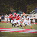Varsity Football on 08/24/17 vs Hartland (Part 2)