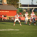 Varsity Football on 8/31/17 vs Grand Blanc (Part 2)