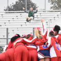 Freshman Cheer 10/12/17 vs Plymouth