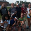 JV Girls Tennis