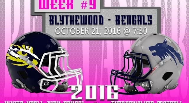 Beat Cancer Night vs Blythewood