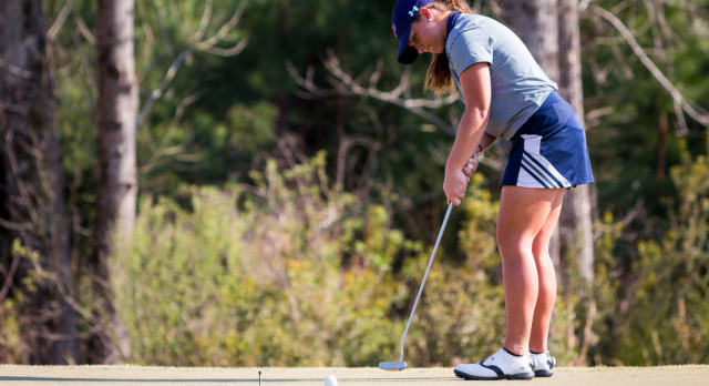 Golf Finishes Second
