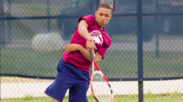 Boys Tennis Falls to Dutch Fork