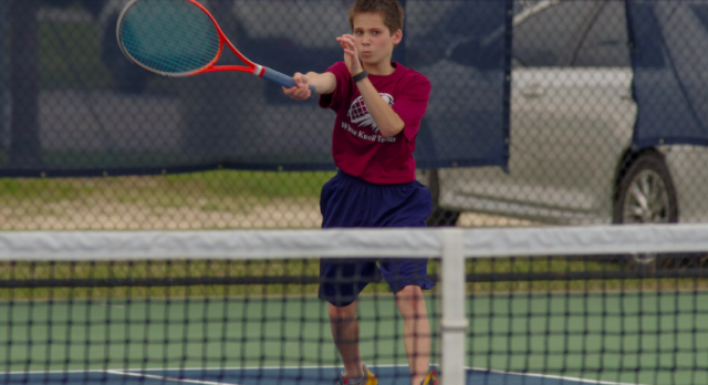 Boys Tennis Falls to Blythewood