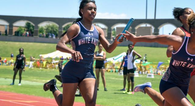 State Track Competitors Shine