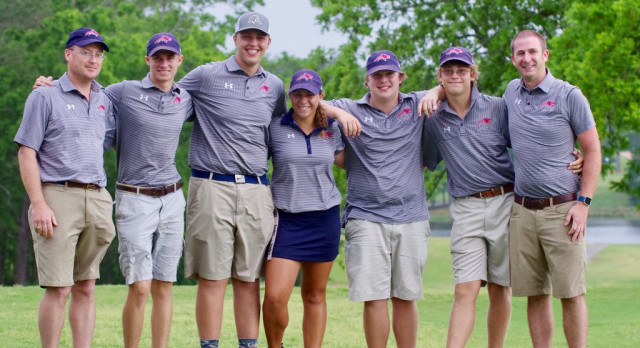 Golf Finishes 3rd In Region Tournament – Advances to Lower State