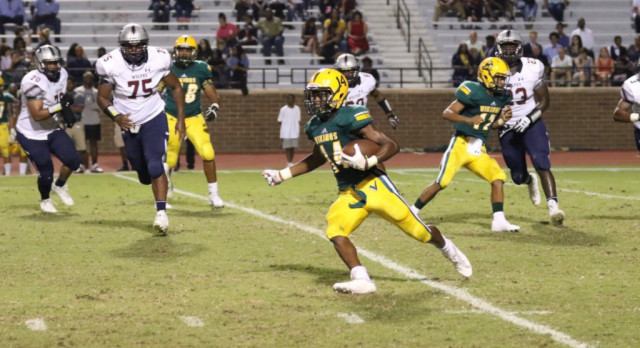 Spring Valley Tops Timberwolves