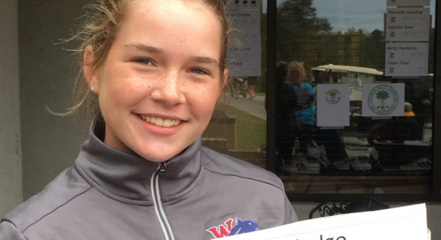 Alexis Hodge to Compete at State