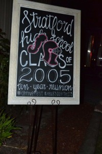 Class of 2005 Sign