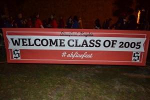 Class of 2005 Banner