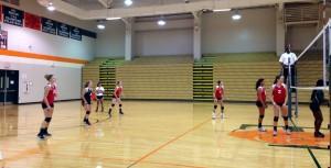 Volleyball at Timberland