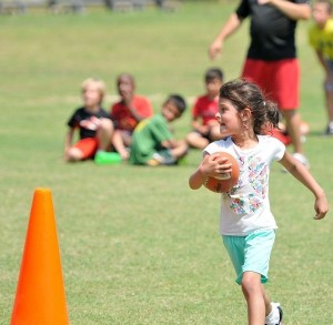 youth football camp 2