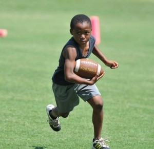 youth football camp 4