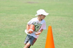 youth football camp 6