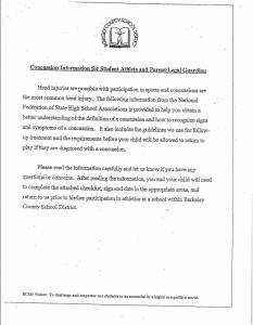 bcsd concussion cover letter