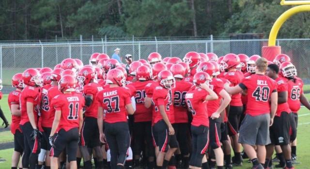 Varsity, JV, & B-Team Looking Forward to Beginning Football Season