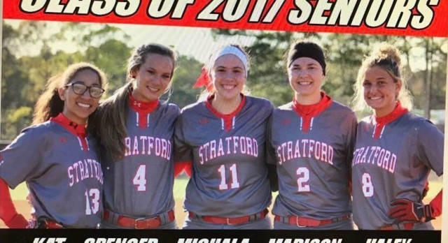 Softball Seniors to Be Honored Thursday Night