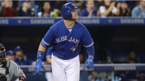 Stratford Alum Justin Smoak Up For AL Comeback Player of the Year