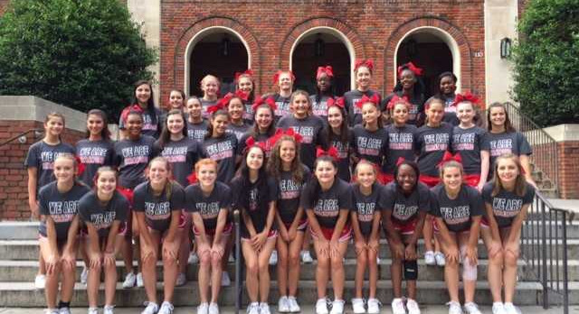 Stratford Cheerleaders Go To Camp, Come Back With Nationals Bids