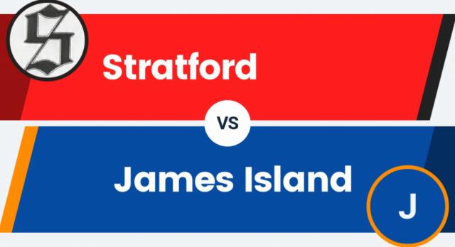 Stratford High School Varsity Football beat James Island Charter High School 49-35