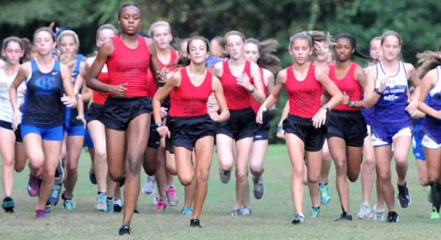 XC Teams Both Take 3rd Place Finishes From Region 7-AAAAA Championship