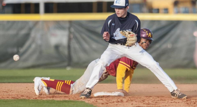 Photos from this weekend's baseball tournament vs Abbeville