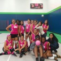 Volleyball Annual Dig Pink Game