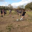 MS Girls Soccer Practice