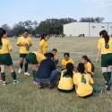 MS Lady Mavs Vs. Gulfton Soccer